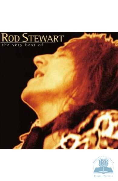 CD Rod Stewart - The Very Best Of