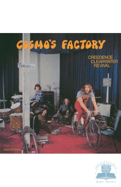 CD Creedence Clearwater Revival - Cosmo s factory - 40th anniversary edition
