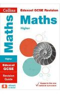 Edexcel GCSE 9-1 Maths Higher Revision Guide -
