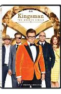 DVD Kingsman: The golden circle - Kingsman: Cercul de aur