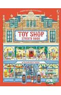 Doll's House Sticker Book Toyshop