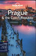 Lonely Planet Prague & the Czech Republic -