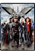 DVD X-Men: Ultima infruntare