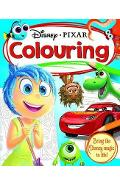 PIXAR: Colouring Book