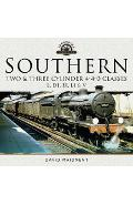 Southern, Two and Three Cylinder 4-4-0 Classes (L, D1, E1, L