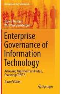 Enterprise Governance of Information Technology -