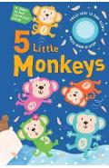 5 Little Monkeys Sound Book