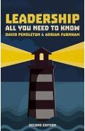 Leadership: All You Need To Know 2nd edition - David Pendleton