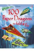 100 Paper Dragons to fold and fly -