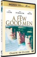 DVD A few good men - Oameni de onoare