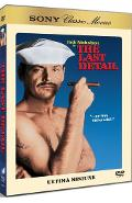 DVD The last detail - Ultima misiune