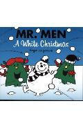 Mr. Men: A White Christmas - Roger Hargreaves