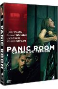 DVD Panic room - Camera de refugiu