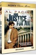 DVD ...And justice for all - Justitie pentru toti