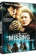 DVD The missing - Disparutele