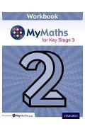 MyMaths for Key Stage 3: Workbook 2 (Pack of 15)