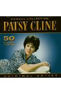 2CD Patsy Cline - Heroes collection - 50 classic tracks
