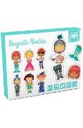 Magnetic Bodies. Set puzzle figurine magnetice