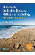 Introduction to Qualitative Research Methods in Psychology - Dennis Howitt