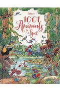 1001 Animals to Spot - Ruth Brocklehurst