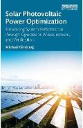 Solar Photovoltaic Power Optimization - Michael Ginsberg