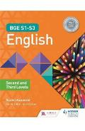 BGE S1-S3 English: Second and Third Levels - Rachel Alexander