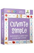 Cuvinte simple. Domino 4-6 ani