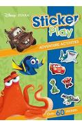 PIXAR: Sticker Play Adventure Activities