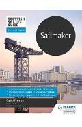 Scottish Set Text Guide: Sailmaker for National 5 English - David Thomas