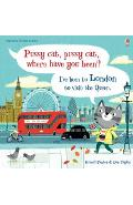 Pussy Cat, Pussy Cat, Where Have You Been? I've Been to Lond