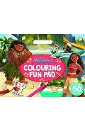 Disney Moana: Colouring Fun Pad
