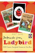 Postcards from Ladybird: 100 Classic Ladybird Covers in One -