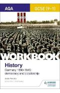 AQA GCSE (9-1) History Workbook: Germany, 1890-1945: Democra