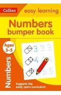 Numbers Bumper Book Ages 3-5 -
