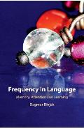 Frequency in Language - Dagmar Divjak