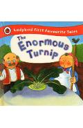Enormous Turnip: Ladybird First Favourite Tales - Irene Yates
