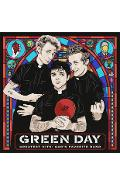 CD Green Day - Greatest hits: Gods favorite band