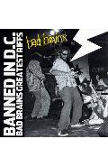 CD Bad Brains - Banned in D.C. - Greatest hits