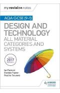 My Revision Notes: AQA GCSE (9-1) Design and Technology: All