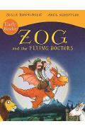 Zog and the Flying Doctors Early Reader - Julia Donaldson