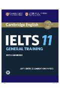 Cambridge IELTS 11 General Training Student's Book with Answ