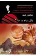 Ciuma Stacojie - Jack London