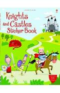 Knights and Castles Sticker Book - Leonie Pratt