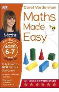 Maths Made Easy Ages 6-7 Key Stage 1 Advanced - Carol Vorderman