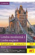 Make it! 2 - Limba engleza. Limba moderna 1 - Clasa 6 - Student's book + 2CD + DVD - Audrey Cowan