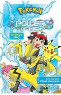 Pokemon the Movie: The Power of Us: Zeraora's Story - Kemon Kawamoto