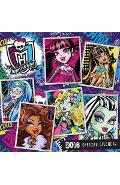 Official Monster High 2016 Square Calendar