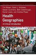 Health Geographies - Tim Brown