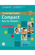 Compact Key for Schools Student's Pack Student's Book withou