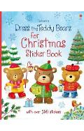 Dress the Teddy Bears for Christmas - Felicity Brooks